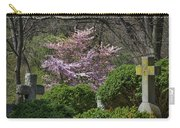 Oak Hill Cemetery Crosses Carry-all Pouch