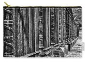 Oak Hill Cemetery Fence Carry-all Pouch