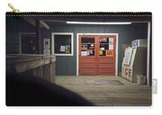 Oak Island Nc Pier Carry-all Pouch