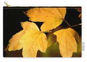 Oak Leaf Trio Carry-all Pouch