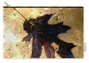 Oak Leaf Underwater Carry-all Pouch