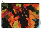 Oak Leaves In Autumn Carry-all Pouch