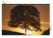 Oak Metal Carry-all Pouch