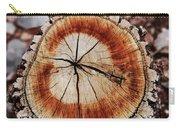 Oak Stump Carry-all Pouch