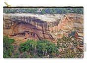 Oak Tree House - Mesa Verde National Park Carry-all Pouch