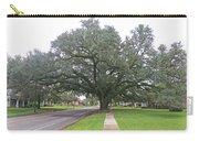 Oak  Tree  Jennings  Louisiana Carry-all Pouch