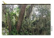 Oak Tree With Spanish Moss Carry-all Pouch
