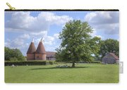 Oast House In Kent - England Carry-all Pouch