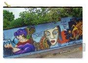 Oaxaca Graffiti Carry-all Pouch