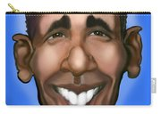 Obama Caricature Carry-all Pouch
