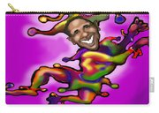 Obama Jester Carry-all Pouch
