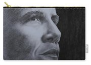 Obama Carry-all Pouch by Lise PICHE