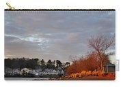 Obear Park At Sunset Carry-all Pouch