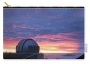 Observatory Sunset Carry-all Pouch