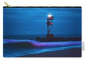 Ocean City Dawn Surf Painted Carry-all Pouch
