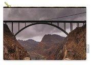 O'callaghan-pat Tillman Memorial Bridge Carry-all Pouch