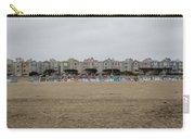 Ocean Beach Houses Carry-all Pouch