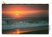 Ocean Beach Sunrise Carry-all Pouch