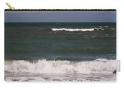 Ocean - Blue - Waves Carry-all Pouch