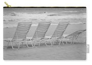 Ocean Chairs Carry-all Pouch