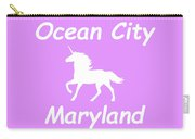 Ocean City Maryland Carry-all Pouch