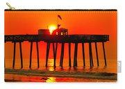 Ocean City Sunrise Carry-all Pouch