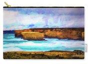 Ocean Cliffs Carry-all Pouch