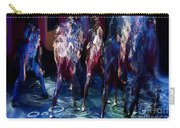 Ocean Dancing Carry-all Pouch