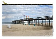 Ocean Fishing Pier Carry-all Pouch