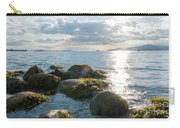 Ocean Flickering Under Sunset Carry-all Pouch