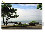 Ocean Formed Tree Carry-all Pouch