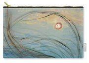 Ocean Grasses In The Wind Carry-all Pouch