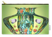 Ocean In Glass Carry-all Pouch