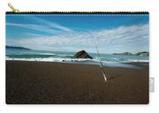 Ocean Side Lunch - San Francisco Bay Carry-all Pouch