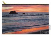 Ocean Sky Awash In Color Carry-all Pouch