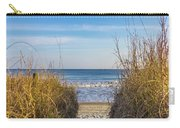 Ocean Through The Dunes Carry-all Pouch