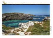 Ocean Water And Rocks Carry-all Pouch