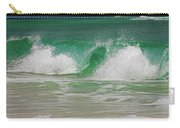 Ocean Wave 3 Carry-all Pouch