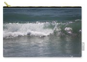 Ocean Wave On The Pacific In Huntington Beach Carry-all Pouch