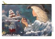 Ocean Wine Carry-all Pouch