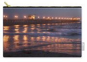 Oceanside Pier In The Mist Carry-all Pouch