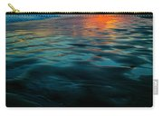 Oceanside Reflective Sunset Carry-all Pouch