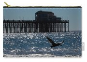 Oceanside Resident Photograph Carry-all Pouch