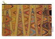 Oceanside Surfer Abstract. Carry-all Pouch