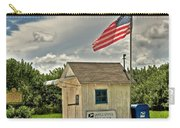 Ochopee Florida Post Office  Carry-all Pouch