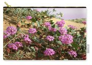 Ocotilla Wells Pink Flowers 2 Carry-all Pouch