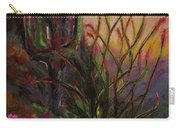 Ocotillo At Sunset Carry-all Pouch