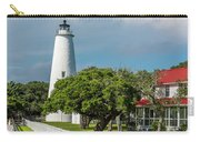 Ocracoke Island Lighthouse  Carry-all Pouch