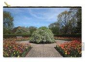 Octagon Garden At Cantigny Park Carry-all Pouch