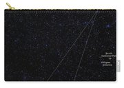 Octans, Apus, South Celestial Pole Carry-all Pouch